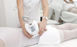 LPG-массаж в салоне «Лига красоты»