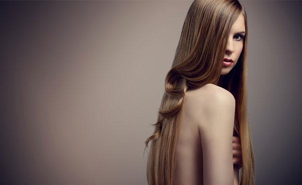 Скидка на Парикмахерские услуги в студии AM Club: стрижка, окрашивание на выбор, «Ботокс для волос» и другие процедуры по уходу за волосами. Скидка до 80%
