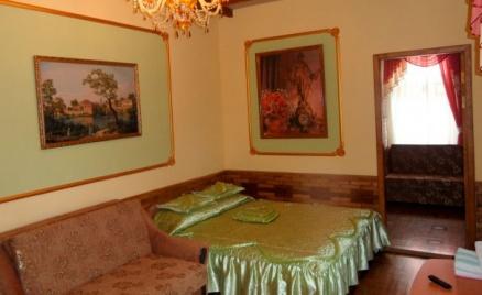 Отель «Медный всадник» в Ялте