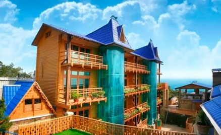 Мини-отель «Княжий град» в Ялте