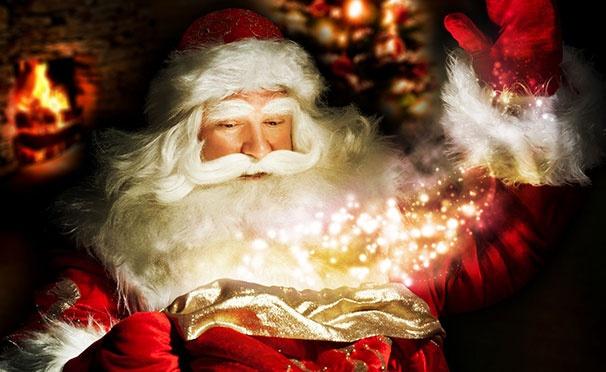 Скидка на Красочное именное видеопоздравление от Деда Мороза от компании Moroz-Podarok. Скидка 77%