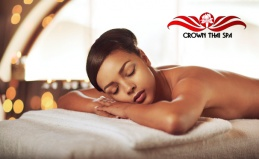 Спа-программы в Crown Thai Spa