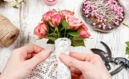 Флористика в мастерской Flower Loft