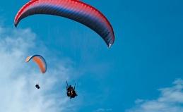 Полет на параплане от Energy Fly