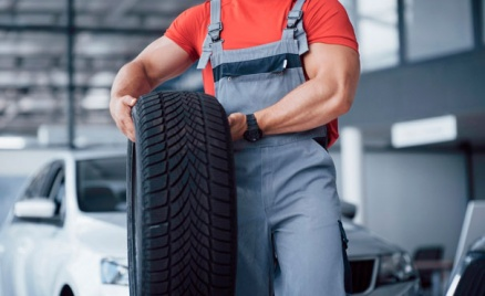 Шиномонтаж и хранение шин