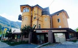 Гостиница «Тукан» в Красной Поляне