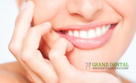 УЗ-чистка зубов, лечение кариеса