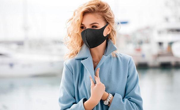 Скидка на Скидка 60% на 5 многоразовых масок из неопрена от интернет-магазина Imaska Pro