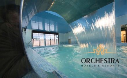 Отель Orchestra Oka Spa Resort