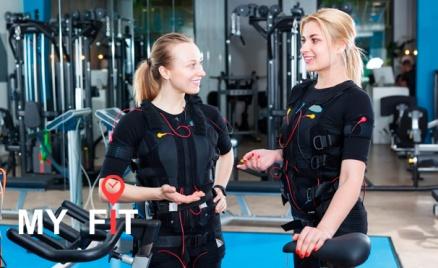 EMS-тренировки в фитнес-клубе My Fit