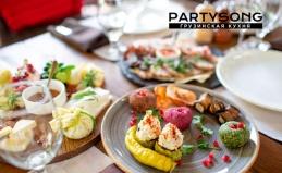Ресторан грузинской кухни PartySong