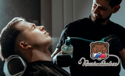 Услуги барбершопа Russian Barbers