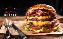 Всё меню в бургерной Аm Burger