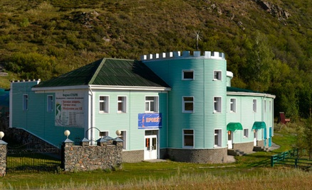 Гостиница «Гора Веселая» на Алтае