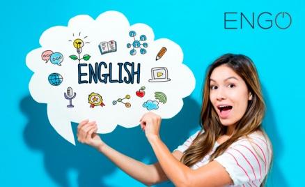 Онлайн-курс английского от Engo