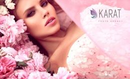 Фотосессия в сети студий Karat