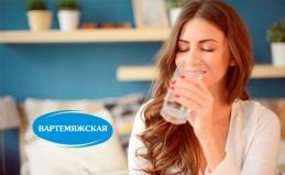 Артезианская вода «Вартемяжская»