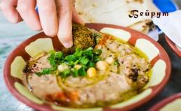 Отдых в ливанском ресторане «Бейрут»