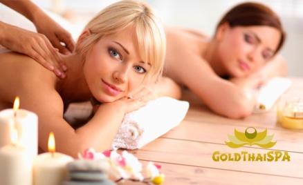 Салон тайского массажа Gold Thai SPA
