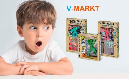 Развивающие игрушки Stikbot