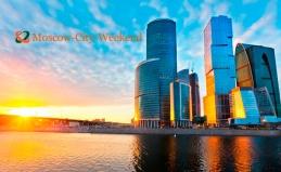 Экскурсия, свидание в «Москва-Сити»