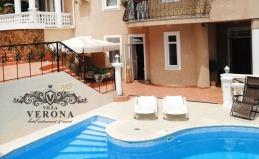Отдых в отеле Villa Verona в Крыму