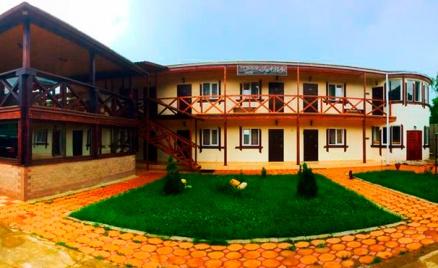 Отель «Гуама» в Гуамском ущелье
