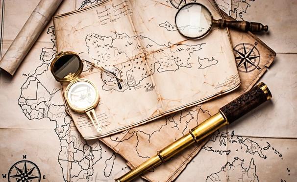 Скидка на Квесты «Пираты Карибского моря» для команды от 2 до 4 человек от компании Grand Quest. Скидка до 46%
