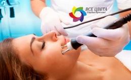 Чистка лица, RF-лифтинг и массаж