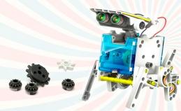 Конструктор для создания 14 роботов