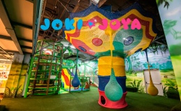 Парк Joki Joya в ТРЦ Columbus