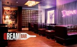 Меню кухни и напитки в Dream Bar