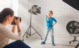 Фотосессия в студии Photo House