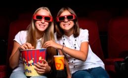 Отдых в кинокафе «25 кадр»