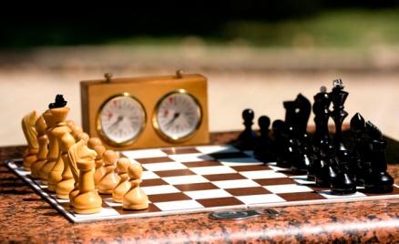 Обучение игре в шахматы по Skype