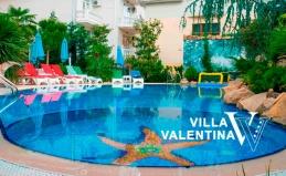 Отель Villa Valentina в Алуште