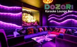 Lounge karaoke bar DoZaRi