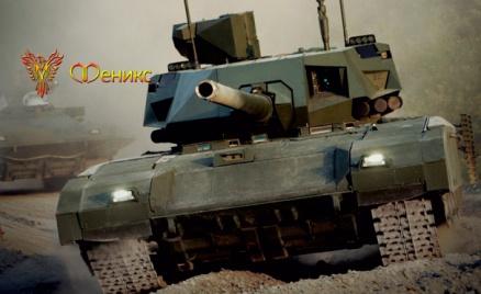 Катание на танке, стрельба из АК-47