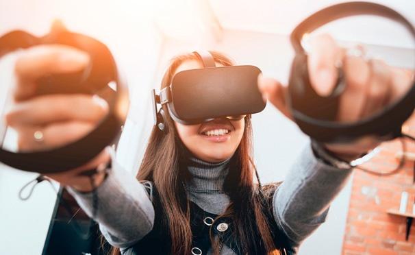 Скидка на Скидка до 32% на игру в шлемах НТС Vive и Oculus Rift в клубе виртуальной реальности VR Port