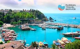 8-дневные туры в Турцию