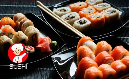 Роллы от ресторана Mister Sushi