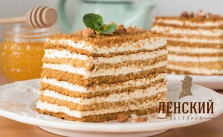 Доставка тортов и пирожков