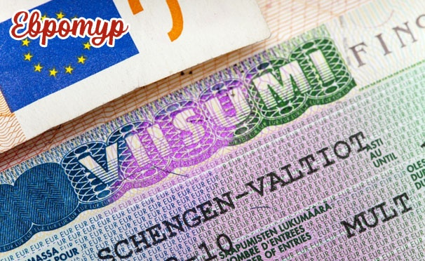 Скидка на Оформление визы в США или Великобританию, любой шенгенской визы на срок до 5 лет от компании «Евротур»: Италия, Испания, Греция, Франция, Финляндия, Чехия, Эстония и другие страны. Скидка до 45%