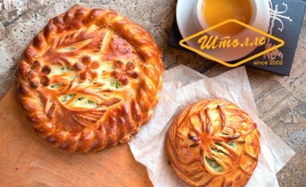Пироги в сети пироговых «Штолле»