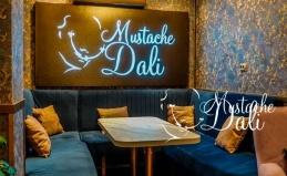 Всё меню в кафе-баре Mustache Dali