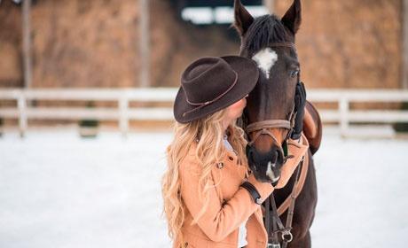 Скидка на Скидка до 77% на катание на пони или лошадях, романтическое свидание на конном ранчо, фотосессию или прогулки в экипаже в конноспортивном клубе «Гвардия»