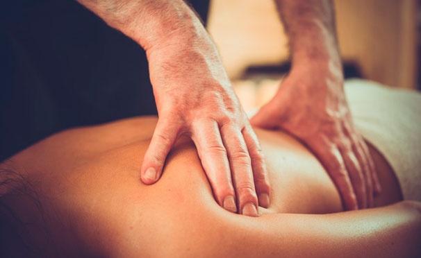 Скидка на Лечебный массаж головы, а также общий, вакуумный, спортивный, лимфодренажный, антицеллюлитный и не только в массажном кабинете Саламона Галаева со скидкой до 64%
