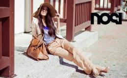 Кожаные сумки и рюкзаки бренда Nosi