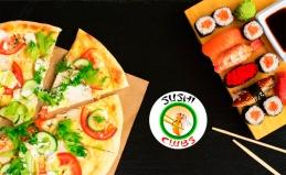 Доставка еды от кафе Sushi-Clubs