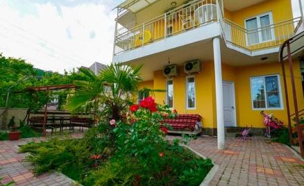 Отель «На Магнитогорской» в Лоо